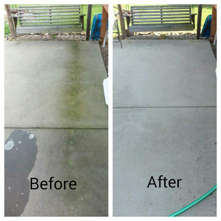 Introduce your residential property to the capability of clean concrete! From unbeatable curb appeal to improved safety and environmental health, Grime Stoppers supplies a spectrum of benefits with our concrete cleaning services.