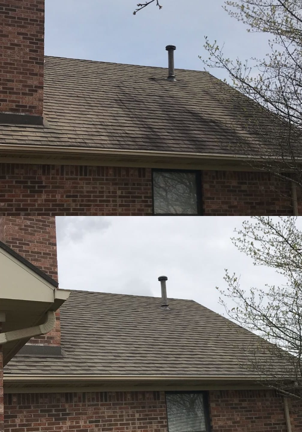 Your roof is one of the most important parts of your home. So why not trust a team who can make it last as long as possible… And look beautiful at the same time? Grime Stoppers is proud to meet both goals for all of our customers with our roof cleaning solutions.Your roof is one of the most important parts of your home. So why not trust a team who can make it last as long as possible… And look beautiful at the same time? Grime Stoppers is proud to meet both goals for all of our customers with our roof cleaning solutions.